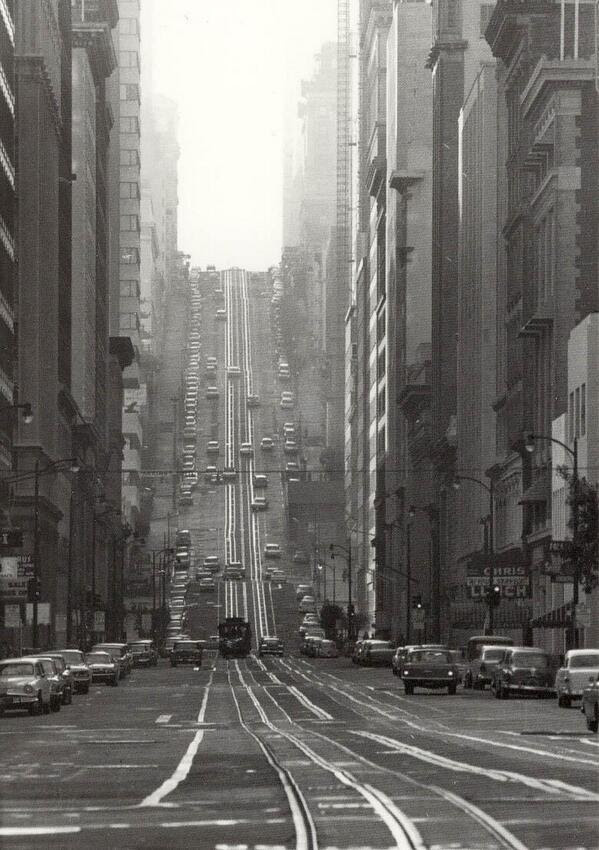 california-street-san-francisco-1964