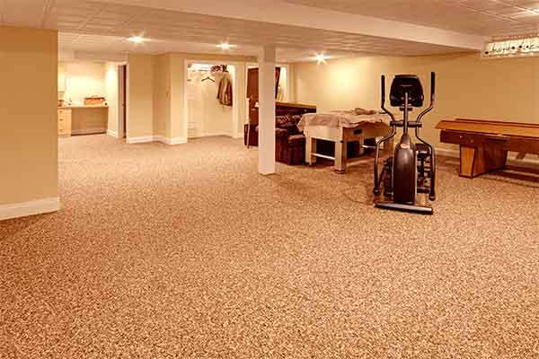 need waterproof basement flooring look no further