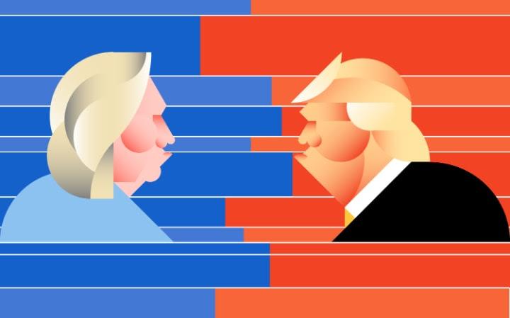 US election polls tracker
