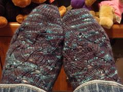 scroll socks