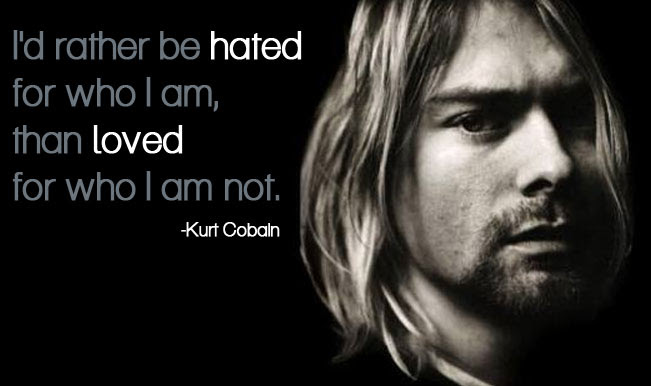 Quotes About Kurt Cobain 76 Quotes
