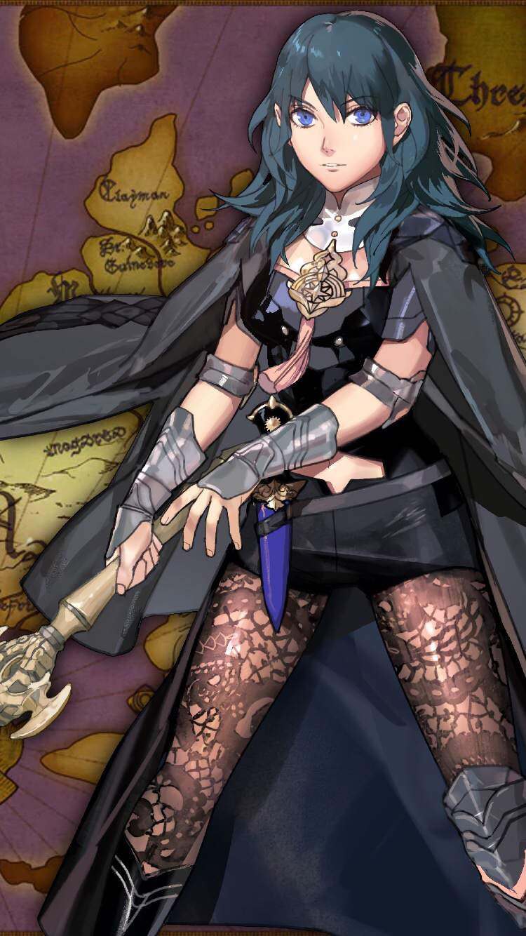 Fe Three Houses Wallpapers Byleth Edition Fire Emblem Amino