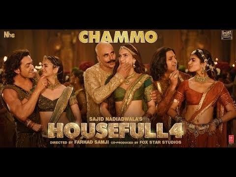 Housefull 4: CHAMMO Song Download Lyrics