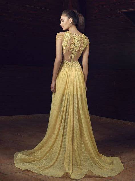 Tony Chaaya Haute Couture Evening Dresses 2017 ? Page 7