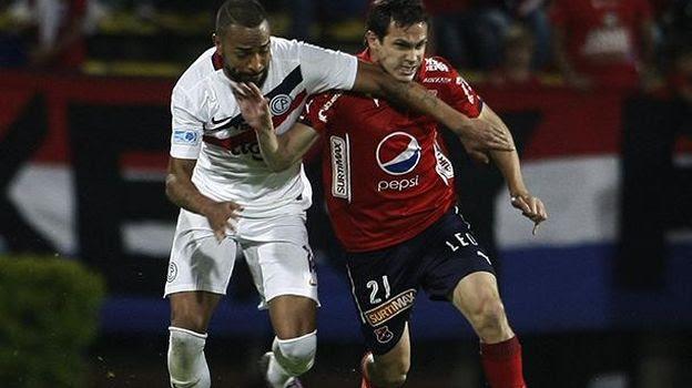 Independiente Medellín vs. Cerro Porteño: partido de vuelta de Sudamericana