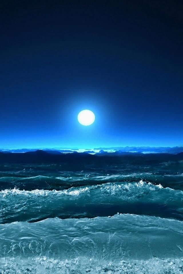 Ocean Wave iPhone Wallpaper - WallpaperSafari