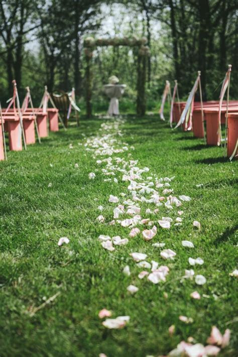 outdoor wedding ceremony aisle decorations,floral aisle runner