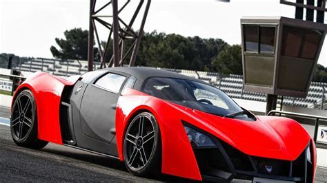 World Fastest Sports Cars : Red Black Fastest Car