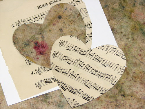Vintage Valentine #1 - Vintage Sheet Music 004
