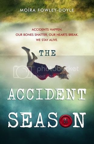 The Accident Season by Moïra Fowley-Doyle UK Cover