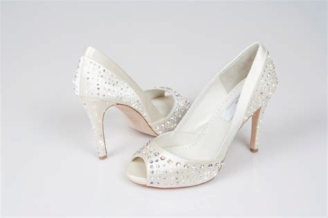 Bridal Shoes   Wales, UK: Designer Luxury Swarovski