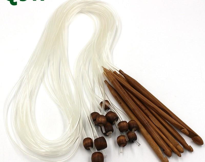 Sweet Twentythree Achat Naturel Bambou Flexible Afghan