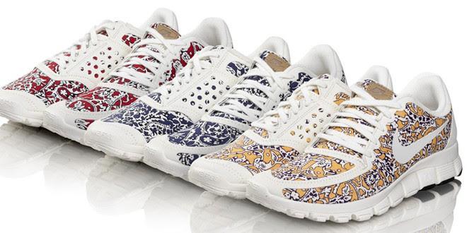 Nike Sportswear x Liberty London 2012 Collection