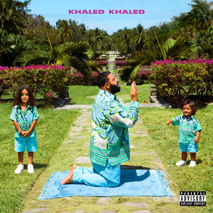 DJ Khaled - BODY IN MOTION (feat. Bryson Tiller, Lil Baby & Roddy Ricch) (Clean / Explict) - Single [iTunes Plus AAC M4A]