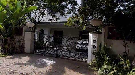 bishop garden house  chennai india youtube