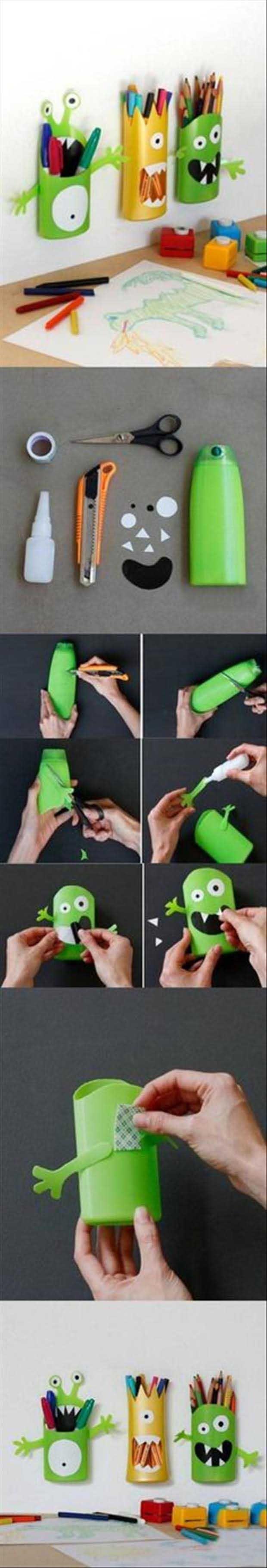 Fun Do It Yourself Craft Ideas - 30 Pics
