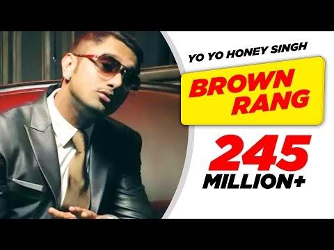 Yo Yo Honey Singh Brown Rang Lyrics