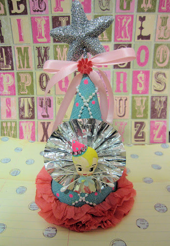 Party Girls Hat Topper! 5