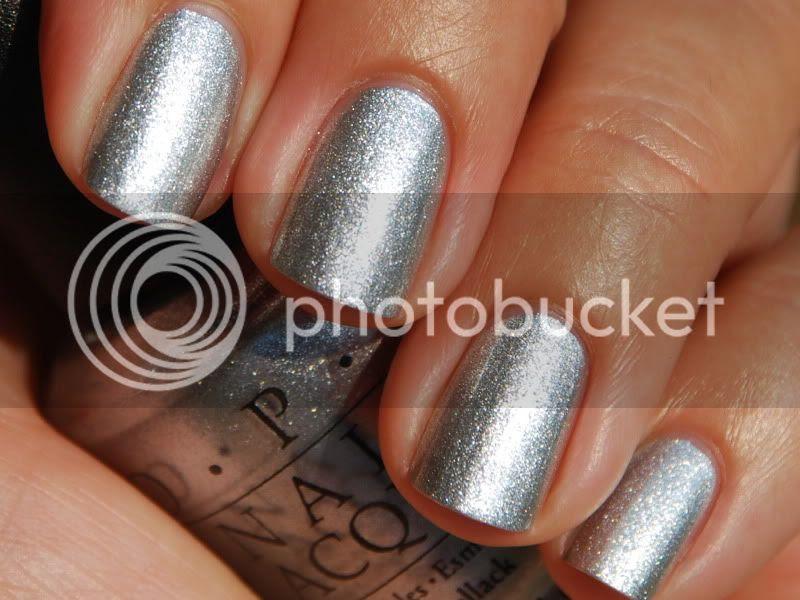 Silver Nail Polish
