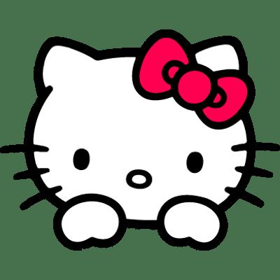 Gambar Kartun Lucu Gambar Kartun Hello Kitty Png