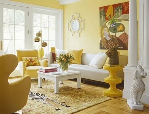 Light and Bright Living Rooms - Living Room Decorating | Fresh Home