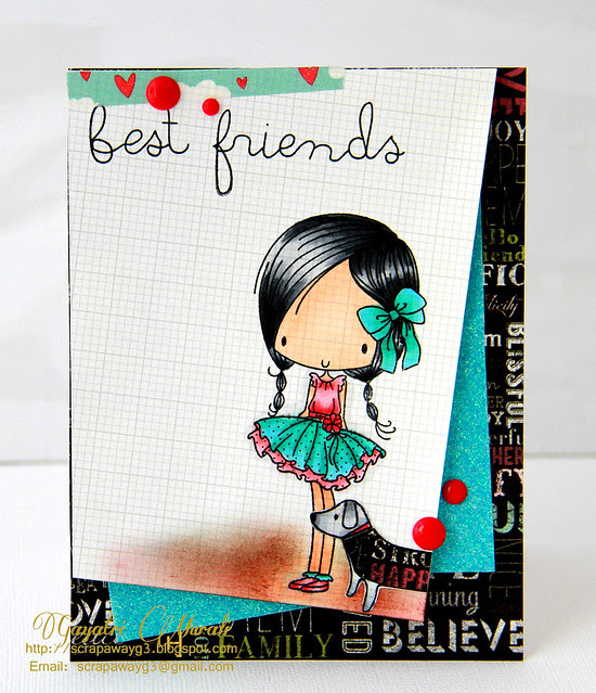 Best Friends Card