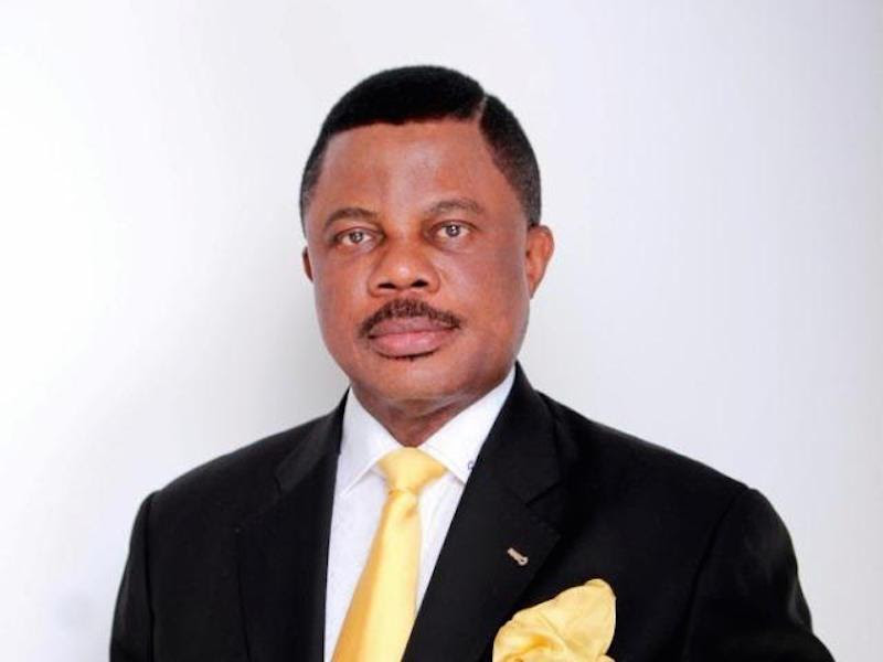 Obiano presents N166.9bn budget for 2018 to Anambra House of Assembly