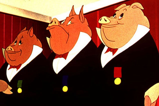 'Some are more equal than others': Animal Farm was a satirical account of the Russian Revolution and the Stalinist regime