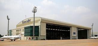 ExecuJet's Lagos MRO base, Nigeria