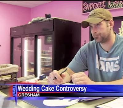 Bakery fined thousands after refusing to sell wedding cake