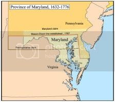 American Colonies: Maryland