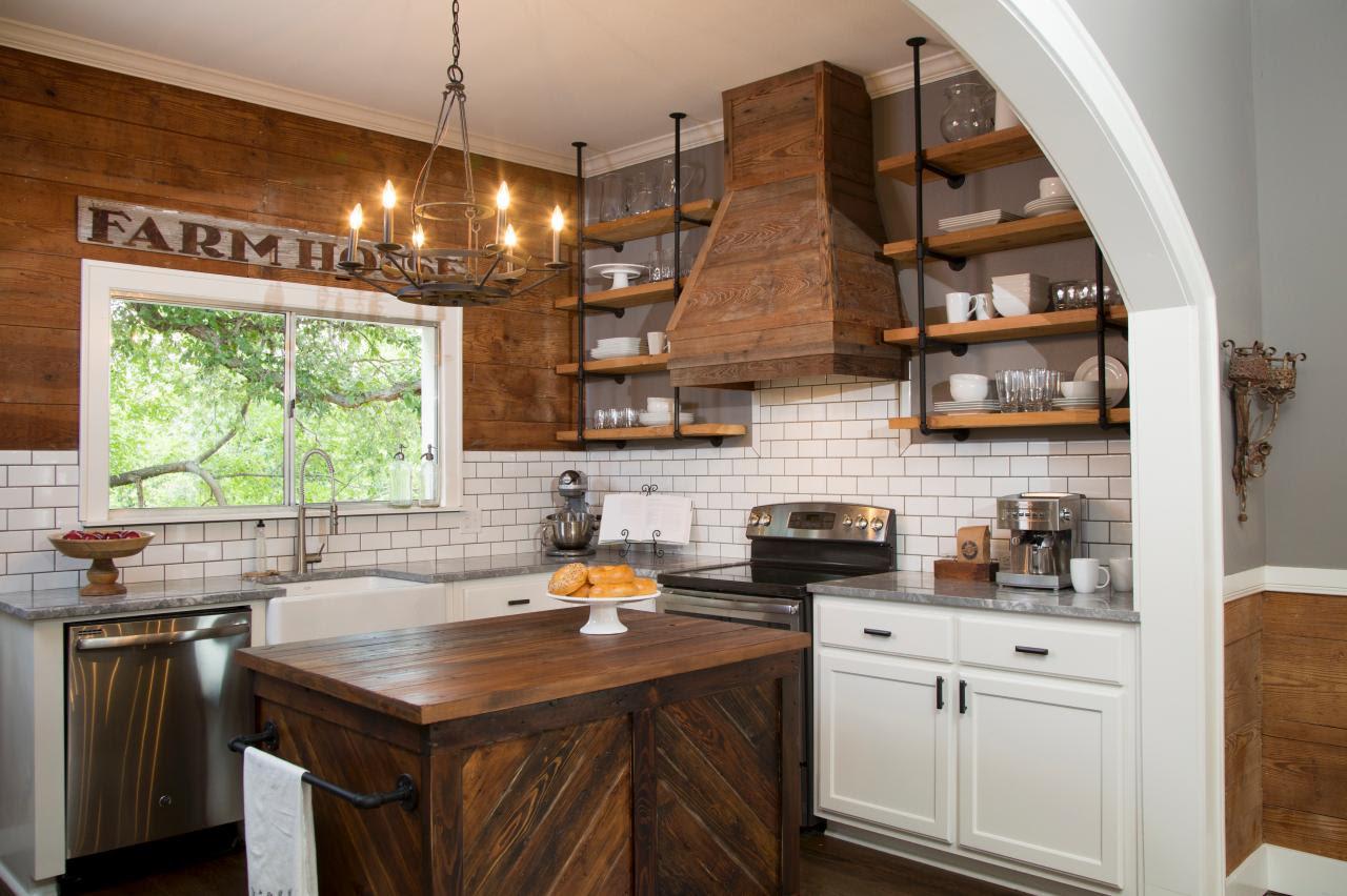 Ideas For A Great Open Shelf Kitchen  Decoholic
