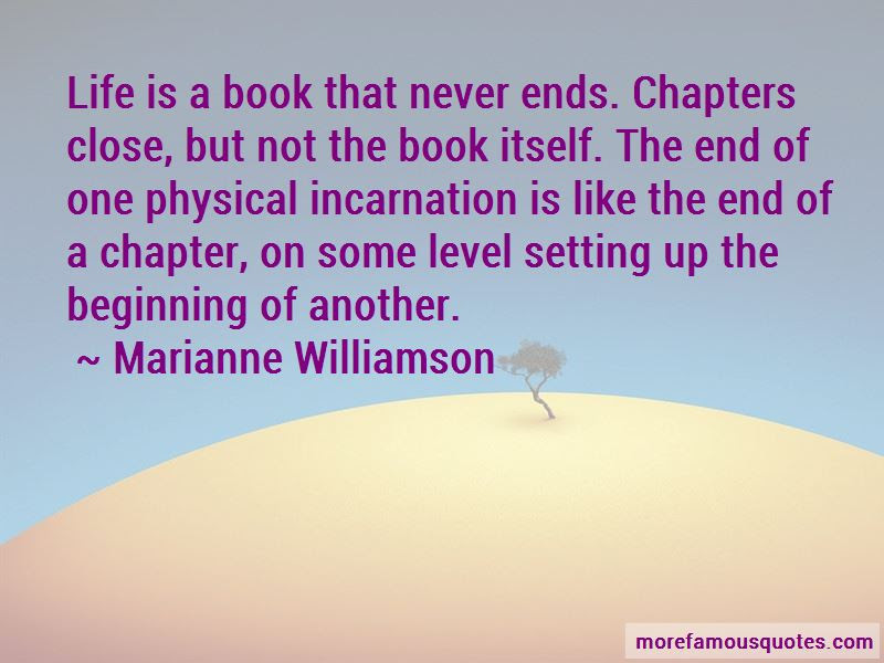 Chapters Of Our Life Quotes Top 35 Quotes About Chapters Of Our