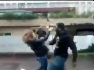 Φωτογραφία για ΣΟΚ! Έρχετε και στην Ελλάδα από τους Μαύρους Πάνθηρες. «Όλες οι λεύκες γυναίκες μας ανήκουν» βίντεο που σοκάρει!