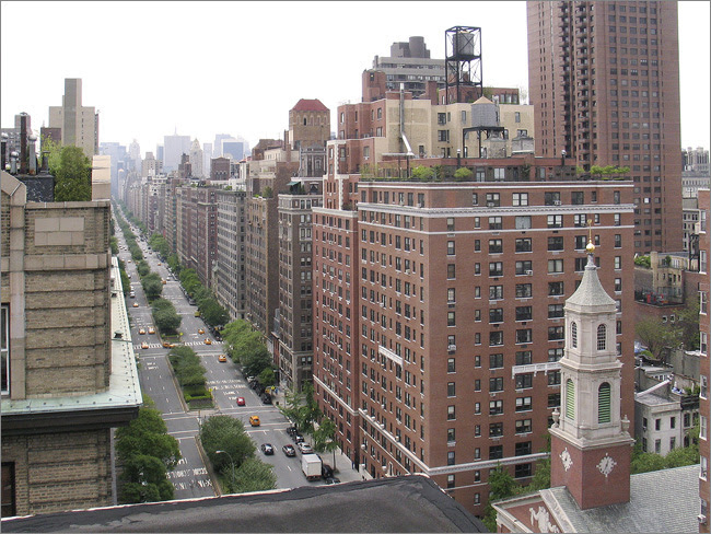 Above Park Avenue, NYC