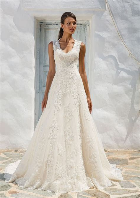 Plus size wedding dresses at Precious Memories Bridal Shop