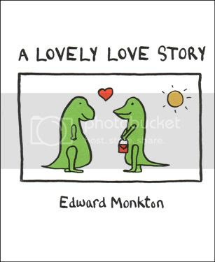A Lovely Love Story by Edward Monkton