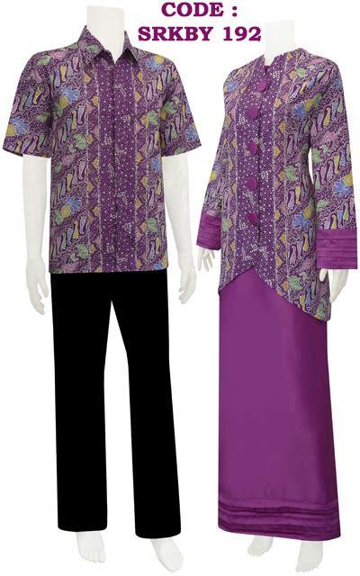 pakaian batik model kebaya baju kurung melayu koleksi