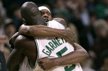 Boston Celtics Basketball - 2007-2008