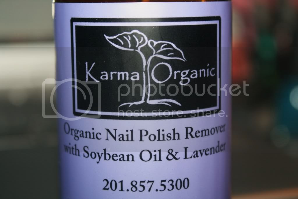 The Preppy Student: 168- Karma Organic Nail Polish