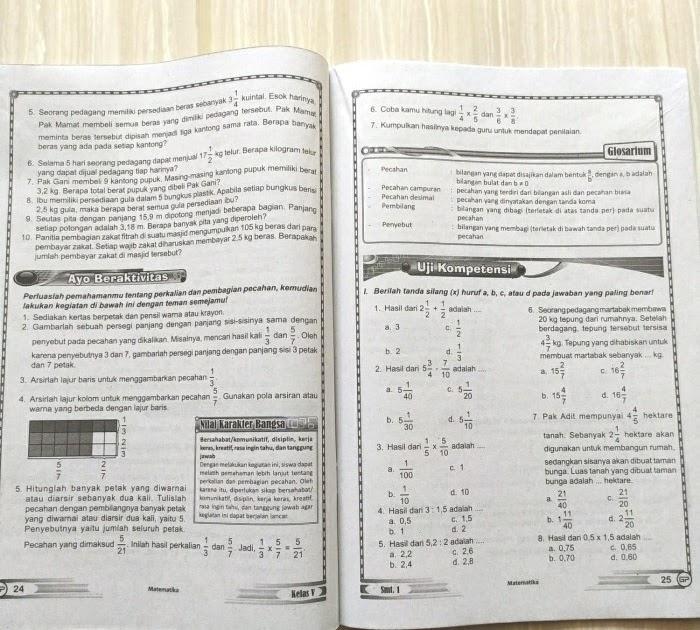 Jawaban Dari Buku Mtk Kls 5 Kurikulum 2013 Hal 70 ...