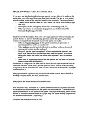 write a short essay summarizing the major principles found in the preamble