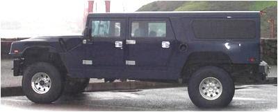 Canadian All-Terrain Vehicles CATVee Hummer wagon