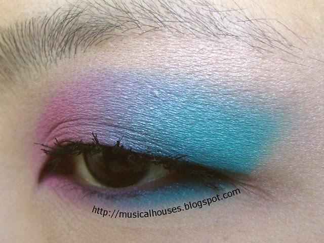 Shiseido Spring Eye Dupe 3