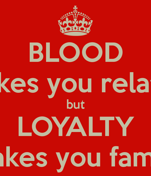 Quotes About Blood Related 31 Quotes