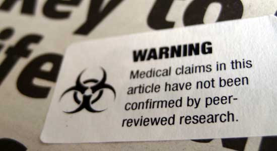Medical claims in this article have not been confirmed by peer-reviewed research.