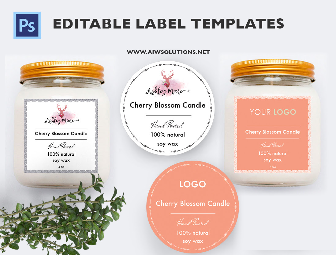 Download Label template ID12   aiwsolutions