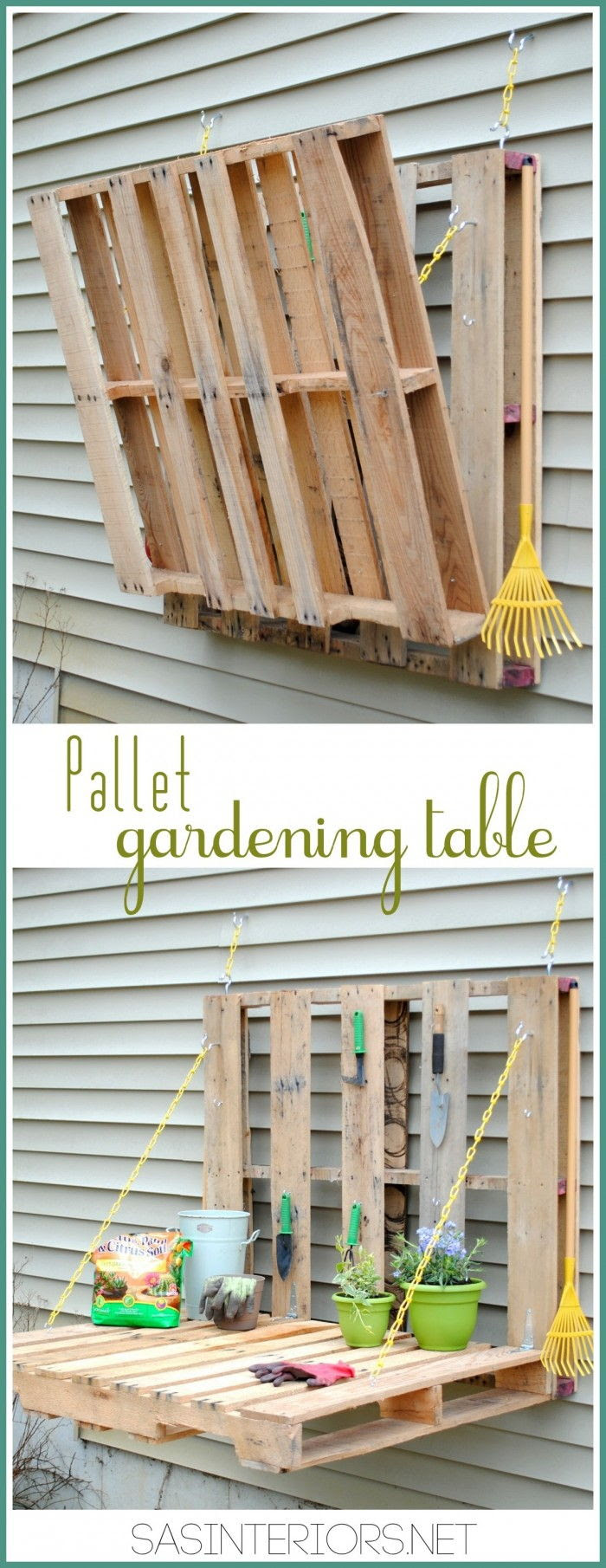 Creative Ideas 20 Creative Pallet Diy Ideas And Projects