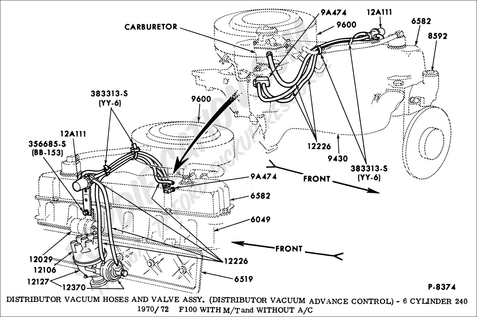 Ford 6610 Wiring Diagram