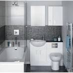 Common Bathroom Ideas for Small Spaces | Home Architecture and ...